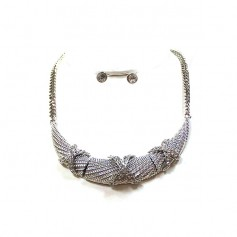 NECKLACE SET 967177930865 SILVER